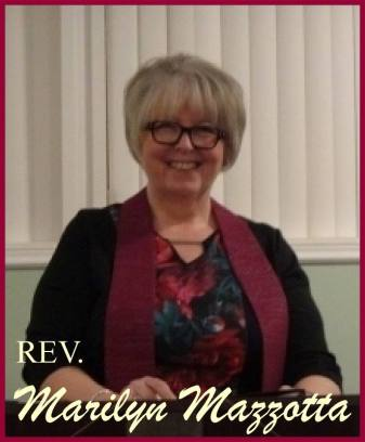 Rev Marilyn Mazzotta