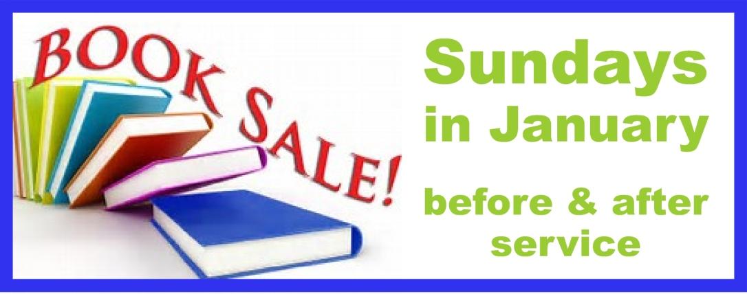Book Sale Jan 2019